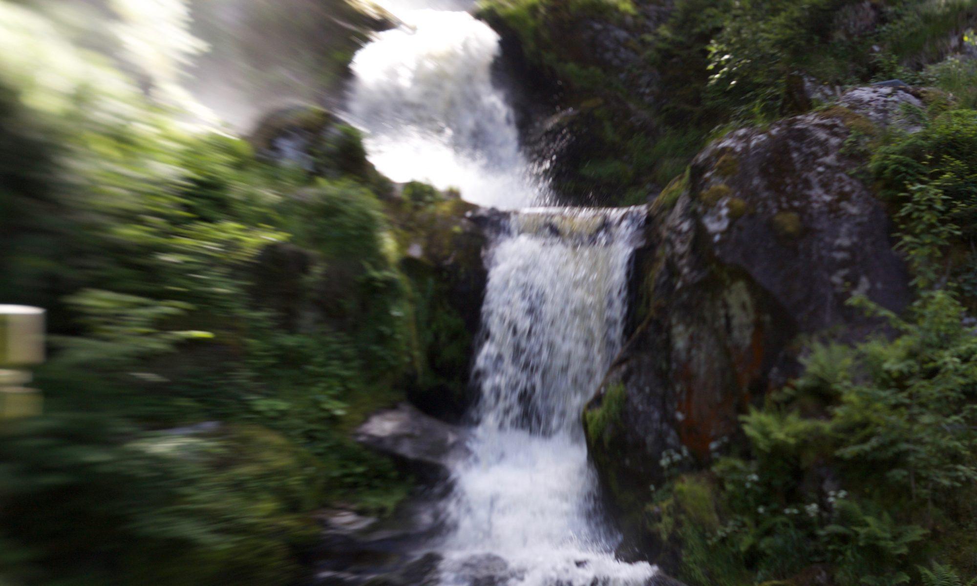 Oberer Triberger Wasserfall
